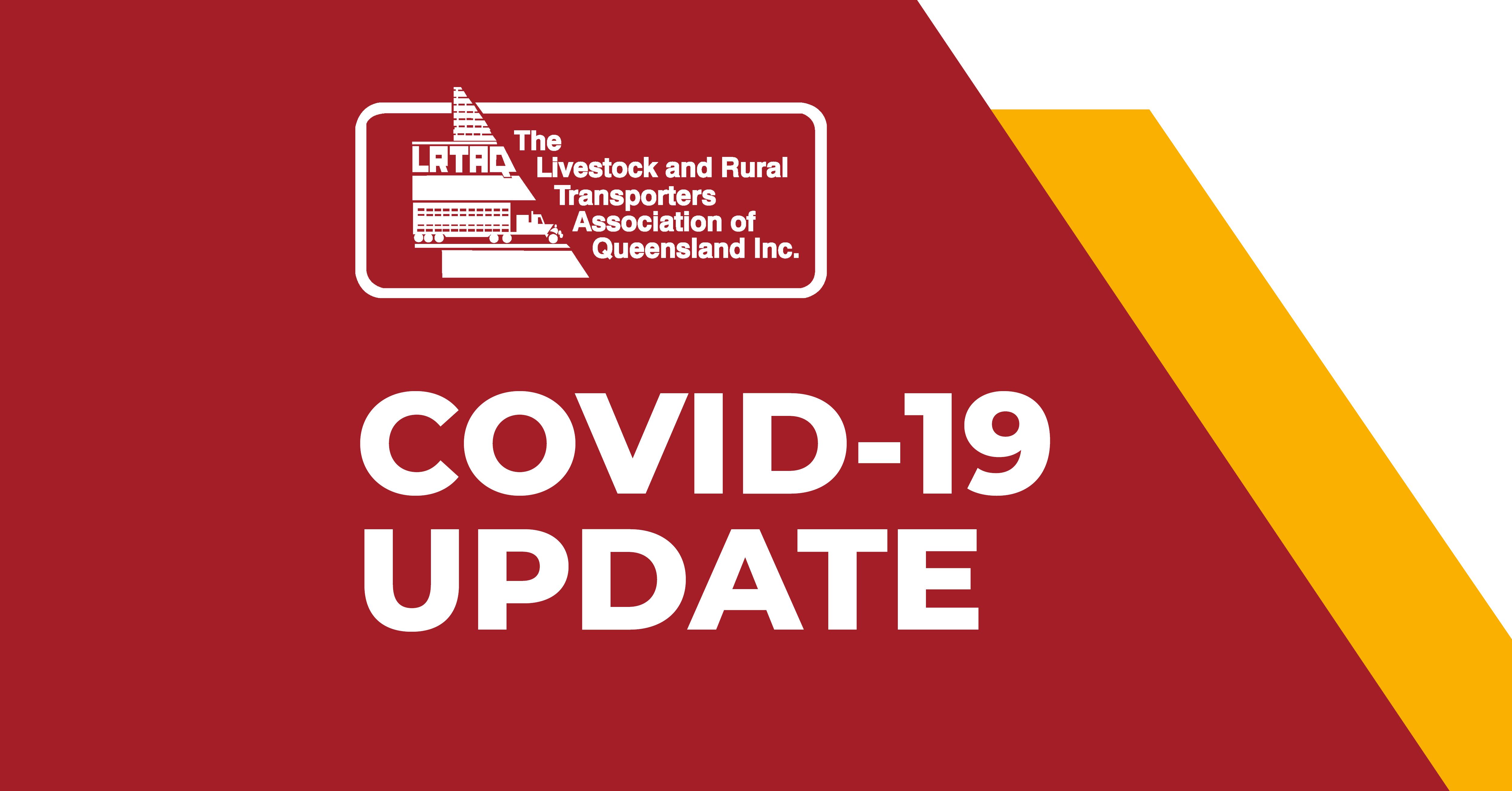 Latest border directive – entering Queensland